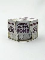 Свеча ароматизированная в стеклянном стакане, Bispol / Home Sweet Home, 20 часов горения