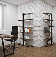 Стелаж Драй 5 полиць серія Loft ТМ Метал-Дизайн