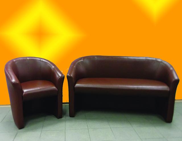 "Диван + кресло ""Дуэт"""