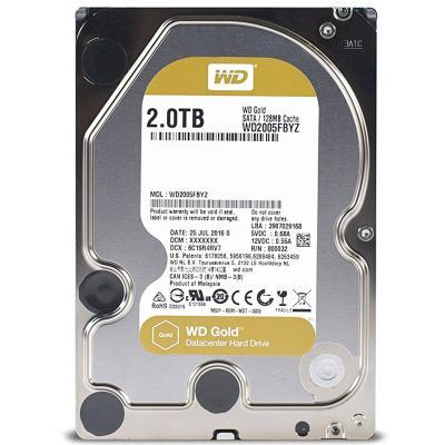 "Жесткий диск 3.5"" 2TB WD (WD2005FBYZ)"