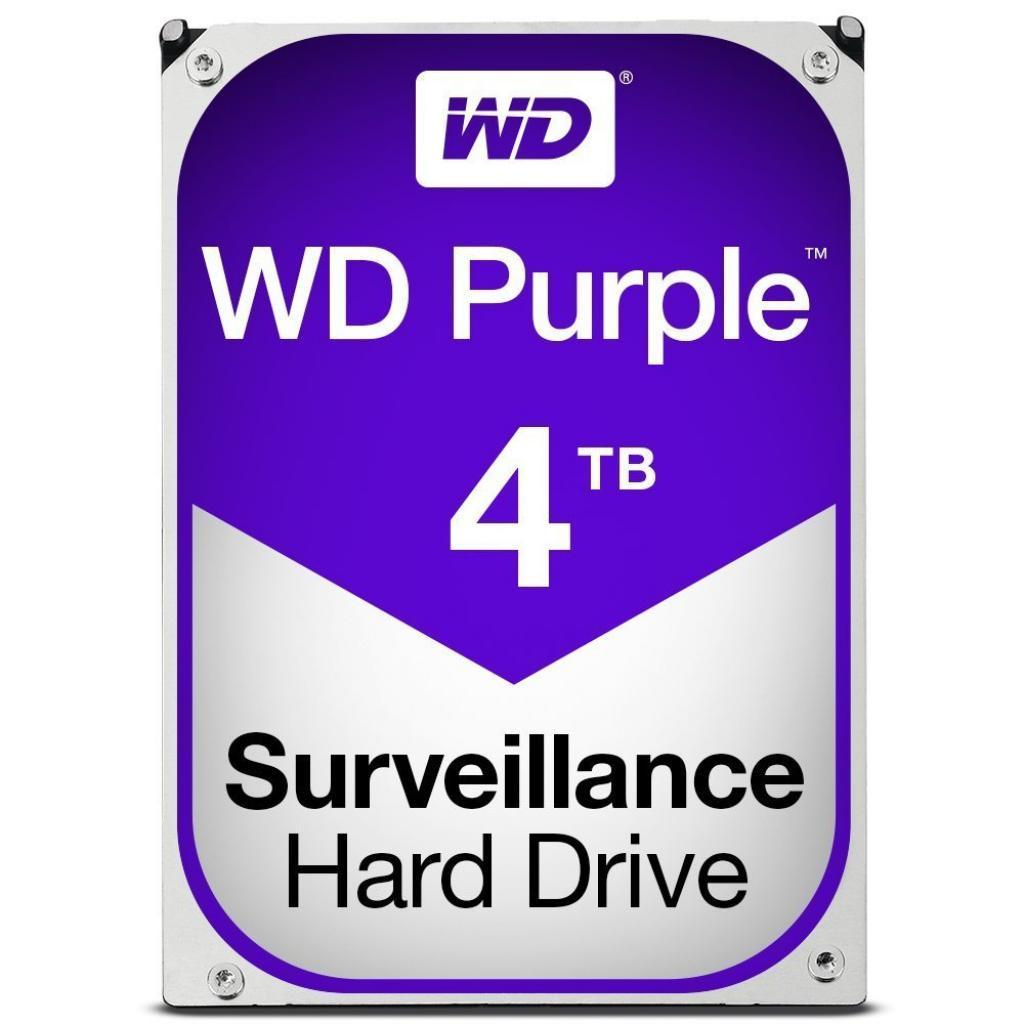 "Жесткий диск 3.5"" 4TB WD (WD40PURZ)"