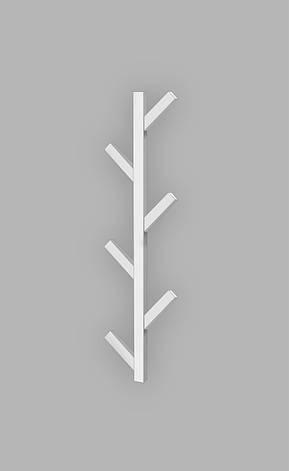 Электрический полотенцесушитель Genesis-Aqua Albero 100 см, белый, фото 2