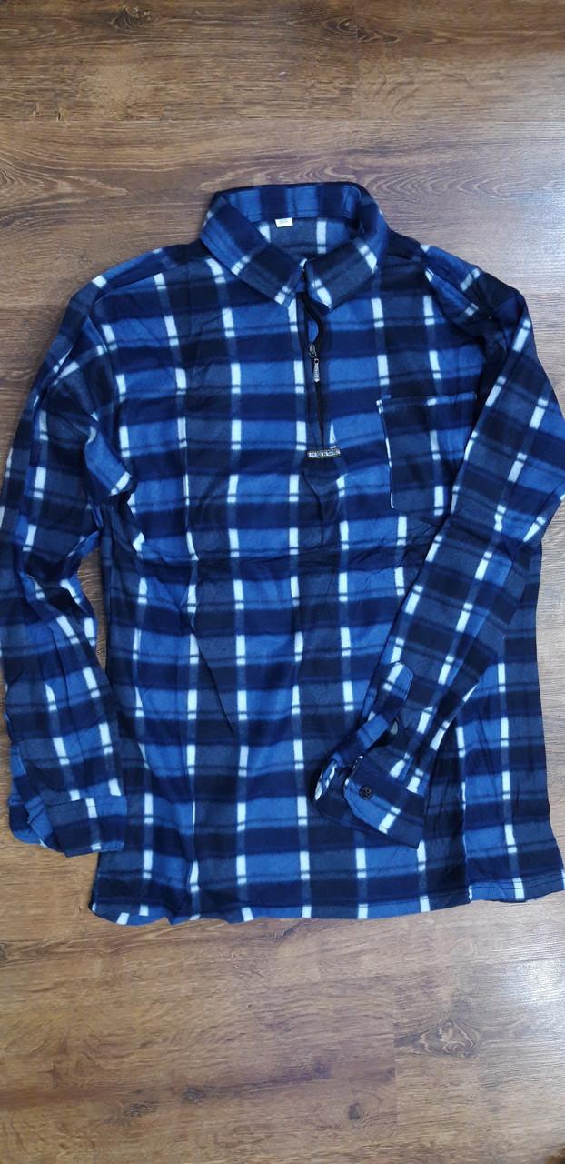 """Чоловічі теплі сорочки з начосом""""TIANLEFU"""""""