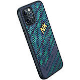 "Nillkin iPhone 12 Pro Max (6.7"") Striker Case Blue Чехол Бампер, фото 5"