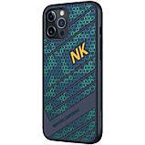 "Nillkin iPhone 12 Pro Max (6.7"") Striker Case Blue Чехол Бампер, фото 3"