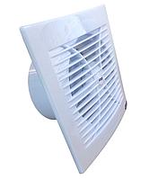 Вытяжной вентилятор с решеткой Eraplast , бытовой настенный 150 мм; 25 Вт; 280 м3/ч, декоративный