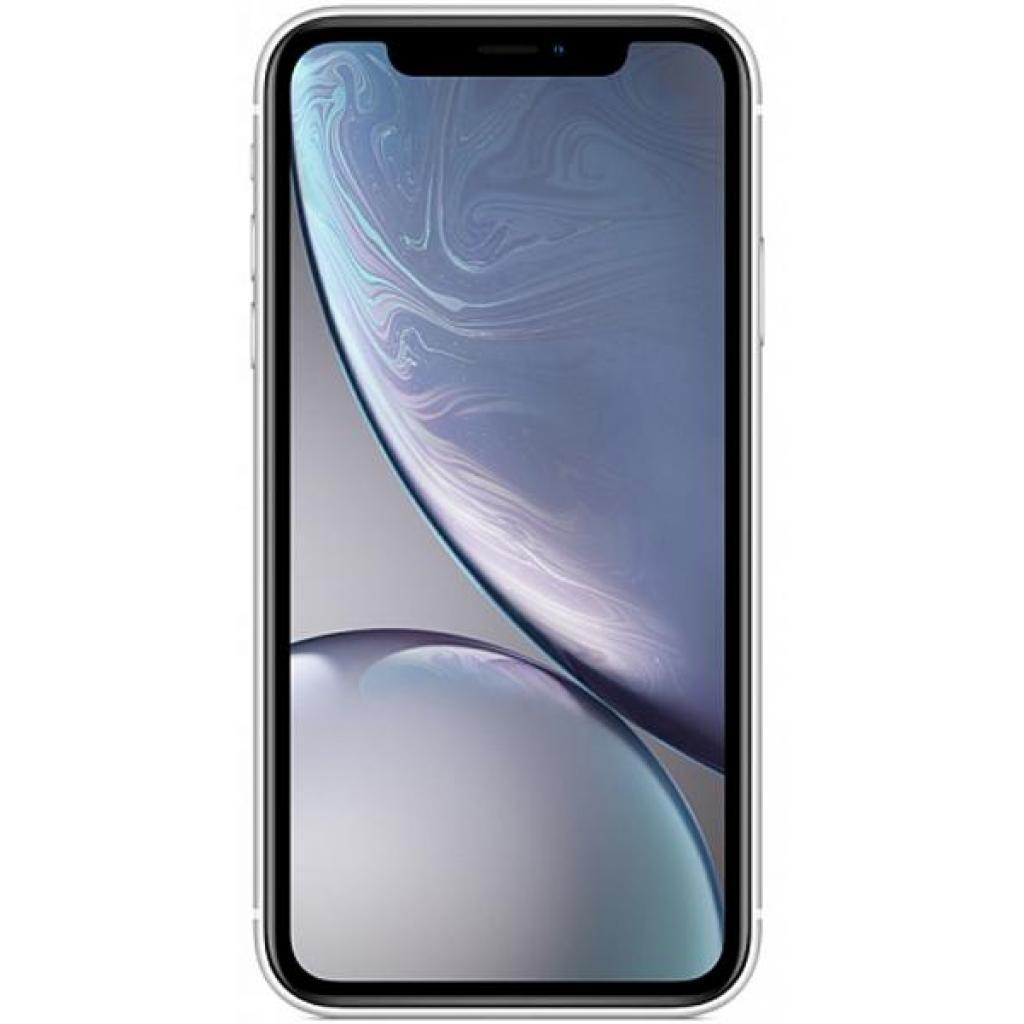 Мобильный телефон Apple iPhone XR 64Gb White (MRY52FS/A/MRY52RM/A)