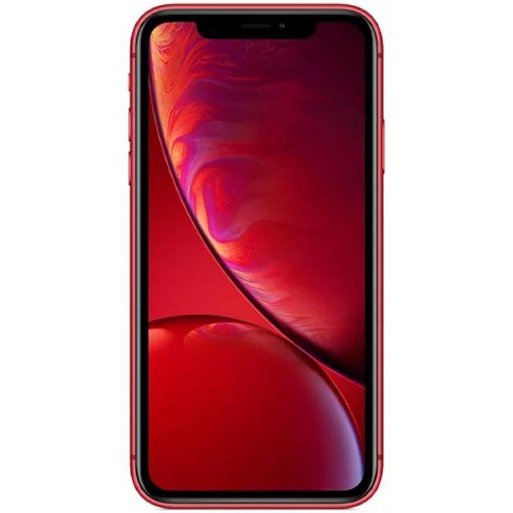 Мобильный телефон Apple iPhone XR 128Gb PRODUCT(Red) (MRYE2FS/A)