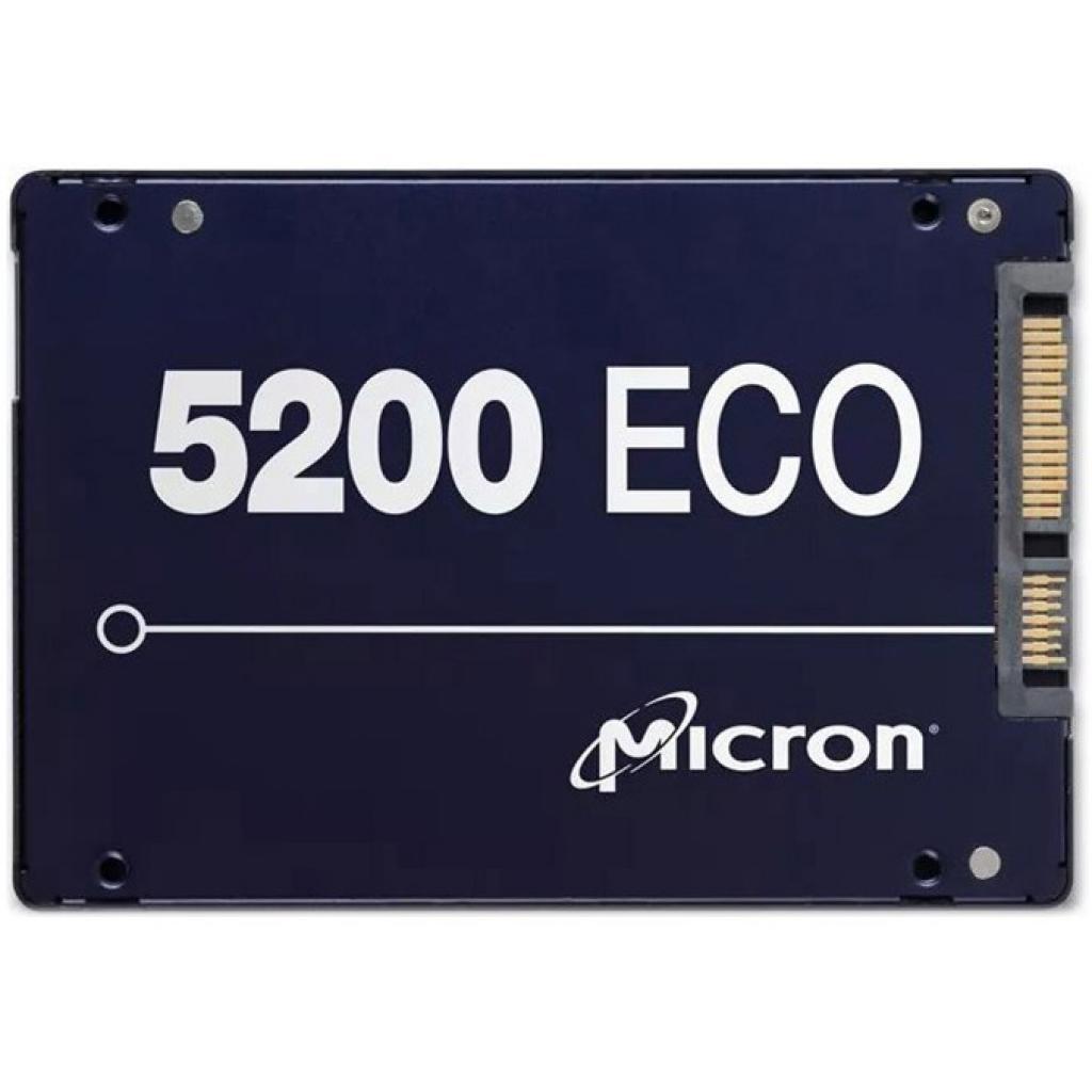 "Накопитель SSD 2.5"" 1.92TB MICRON (MTFDDAK1T9TDC-1AT1ZABYY)"