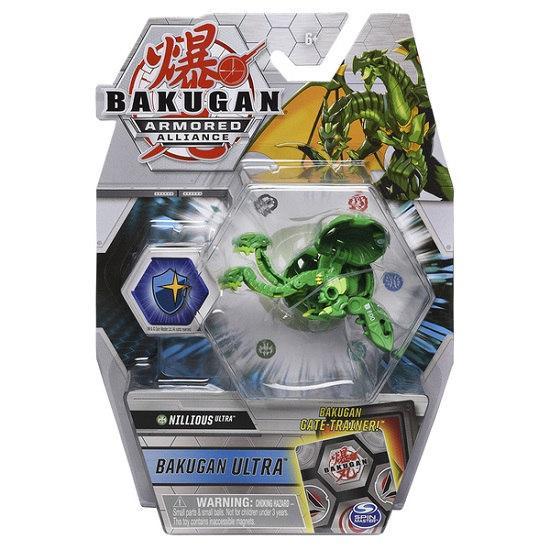 Бакуган ультра Ниллиус Вентус (Nillious ultra) Bakugan Armored Alliance Spin Master