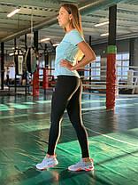 Комплект костюм спортивний компресійний жіночий Adidas Адідас (M,XL), фото 2