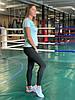 Комплект костюм спортивний компресійний жіночий Adidas Адідас (M,XL), фото 3