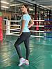 Комплект костюм спортивний компресійний жіночий Adidas Адідас (M,XL), фото 4