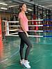 Комплект костюм спортивний компресійний жіночий Adidas Адідас (L,XL), фото 3