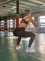 Комплект костюм спортивный компрессионный  женский Reebok Рибок (M,L), фото 2