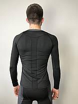 Комплект костюм спортивный компрессионный мужской  Under Armour Андер Армоур  (XL), фото 3