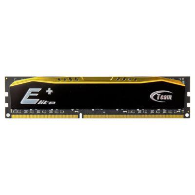 Модуль памяти для компьютера DDR4 16GB 2400 MHz Elite Plus Black Team (TPD416G2400HC1601)
