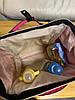 Сумка - рюкзак для мам Mommy Bag/Мамибэг  ->  розовый цвет, фото 5