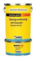 Weber.prim 807 N (Eurolan FK 28), 5кг - двухкомпонентная эпоксидная грунтовка