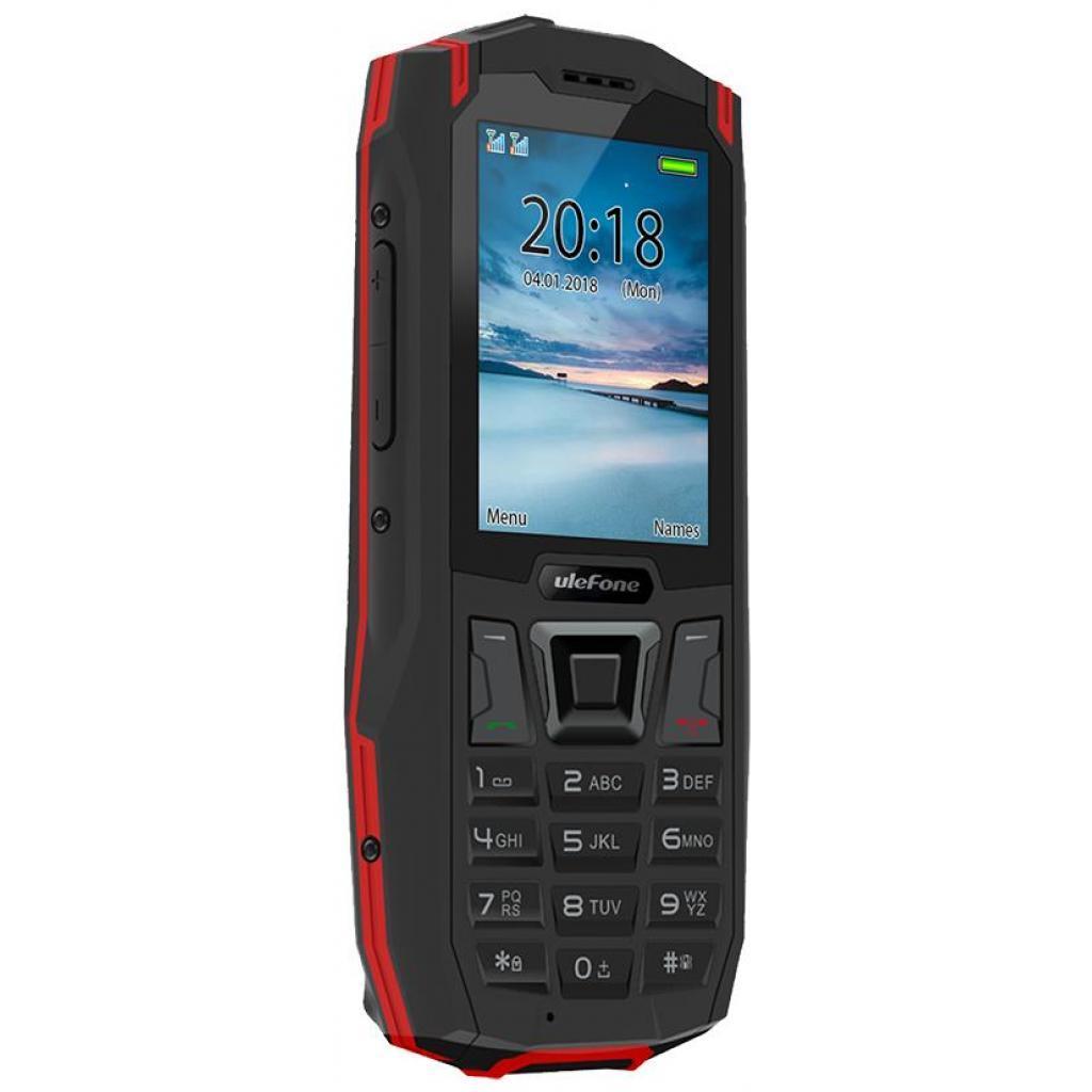Мобильный телефон Ulefone Armor Mini (IP68) Black Red (6937748732303)