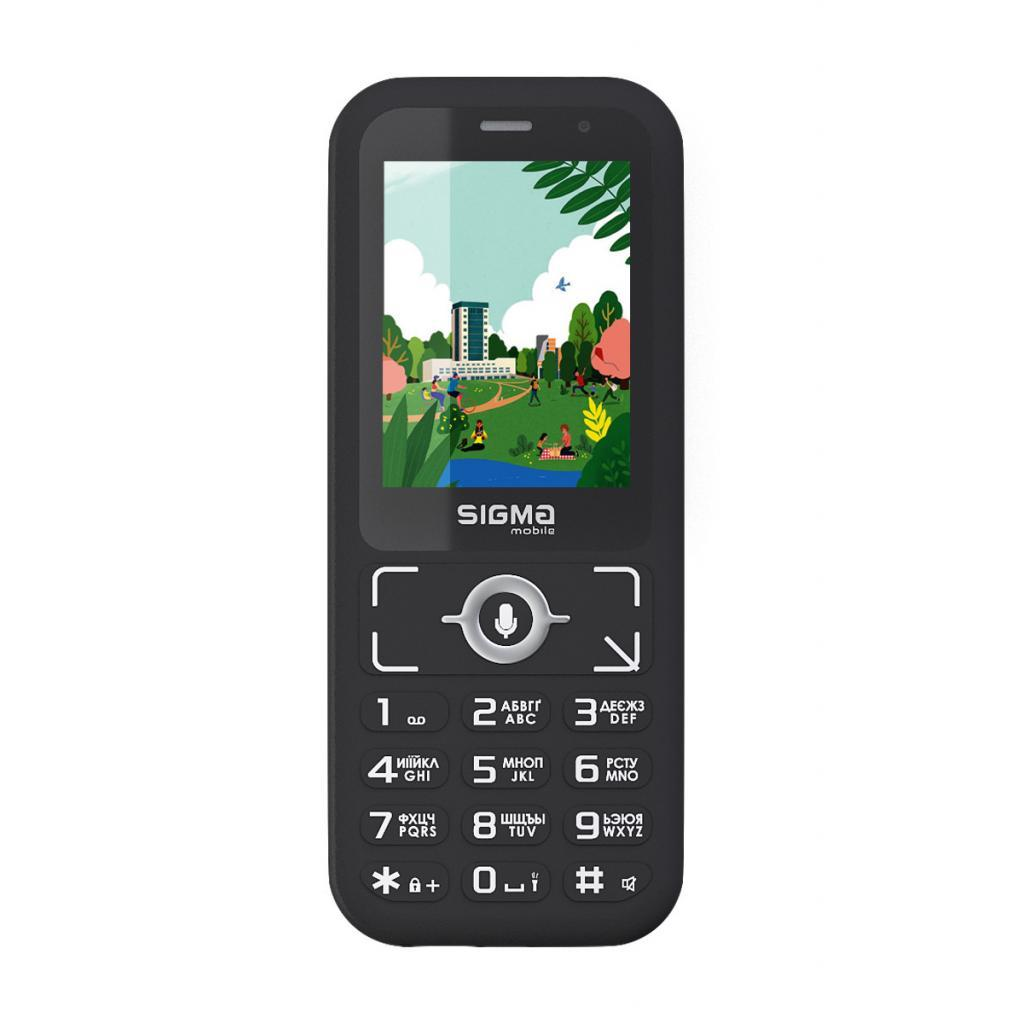 Мобильный телефон Sigma X-style S3500 sKai Black (4827798121610)