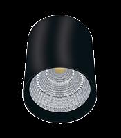 Светильник светодиодный накладной Citilux 7W BK 4100K