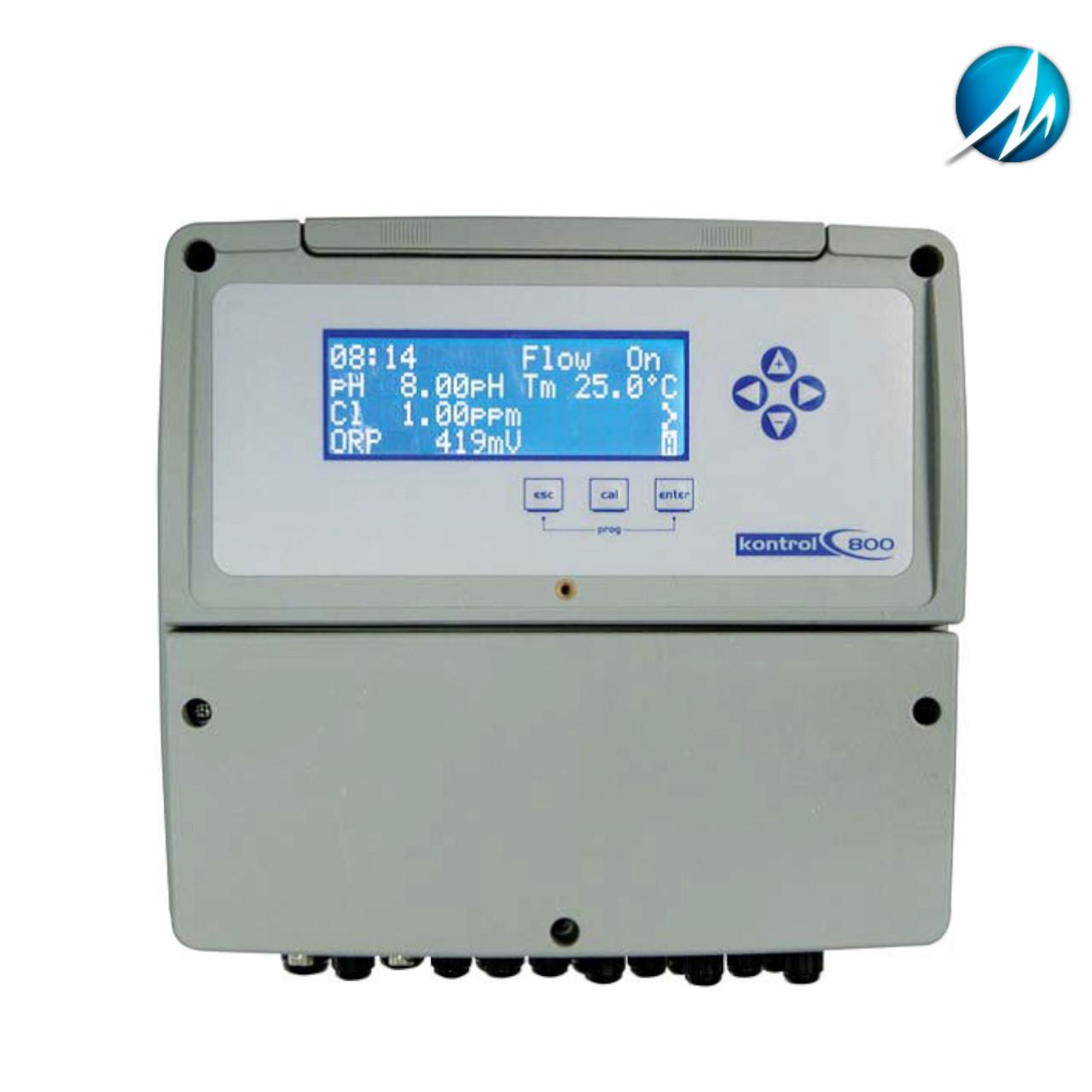 Вимірювально-дозувальна станція SEKO KONTROL PR 800 PH/RX, без насосів