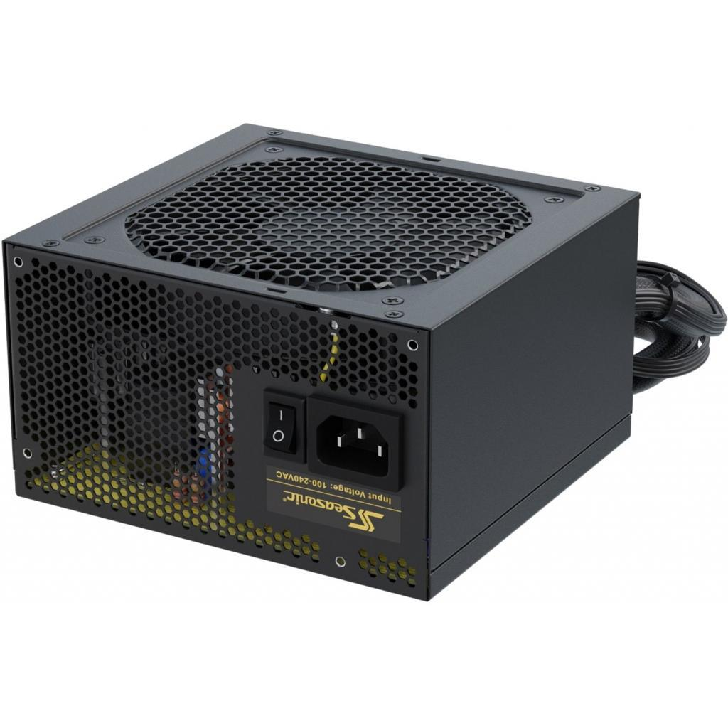 Блок питания Seasonic 650W CORE GC-650 GOLD (SSR-650LC)