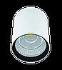 Светильник светодиодный накладной Citilux 12W WH 4100K