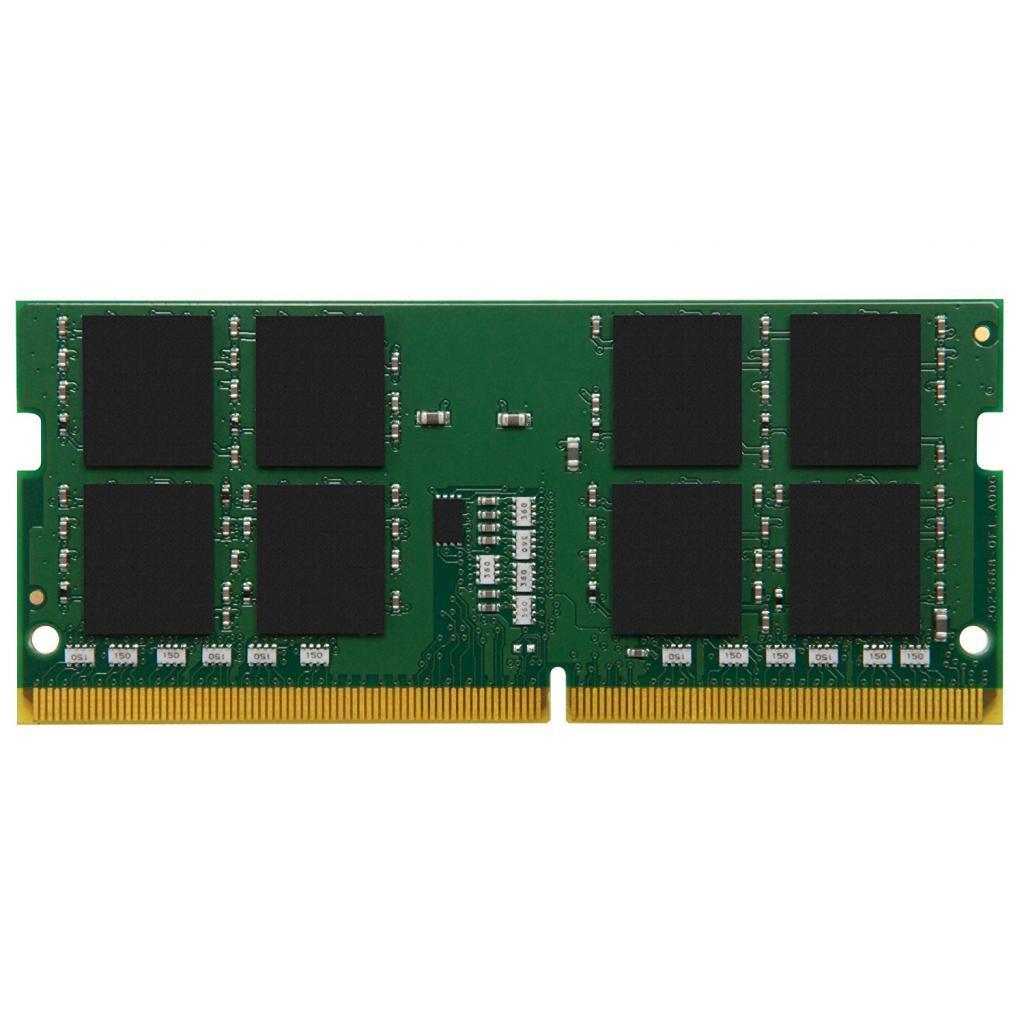 Модуль памяти для ноутбука SoDIMM DDR4 32GB 2666 MHz Kingston (KVR26S19D8/32)