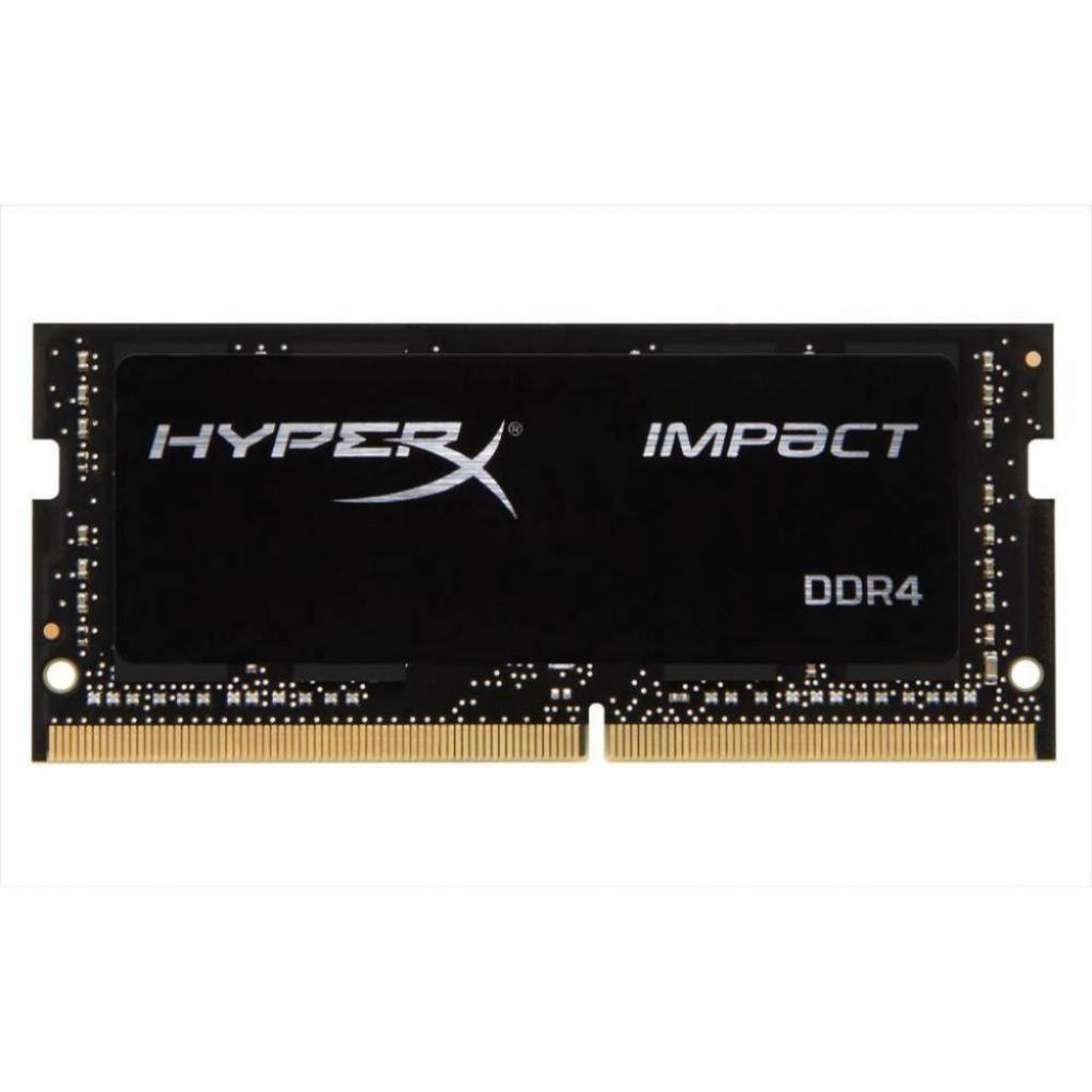 Модуль памяти для ноутбука SoDIMM DDR4 32GB 2666 MHz HyperX Impact Kingston (HX426S16IB/32)