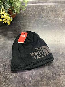 Зимняя шапка Te North Face черная