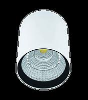 Светильник светодиодный накладной Citilux 18W WH 4100K