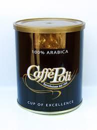 Caffe Poli 100% Arabica ж\б 250 гр