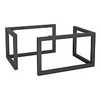 Опора для журнального стола из металла