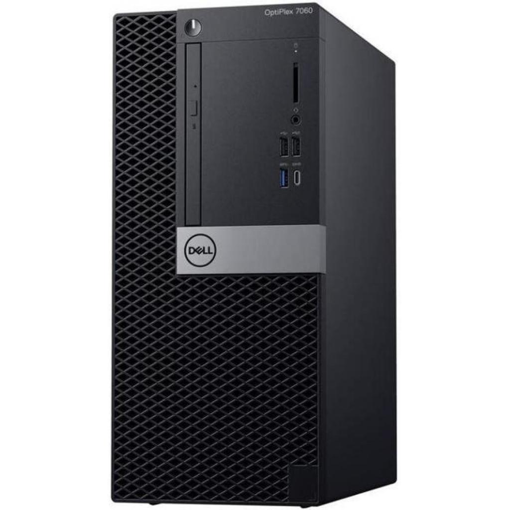 Компьютер Dell OptiPlex 7060 MT (N027O7060MT_P)