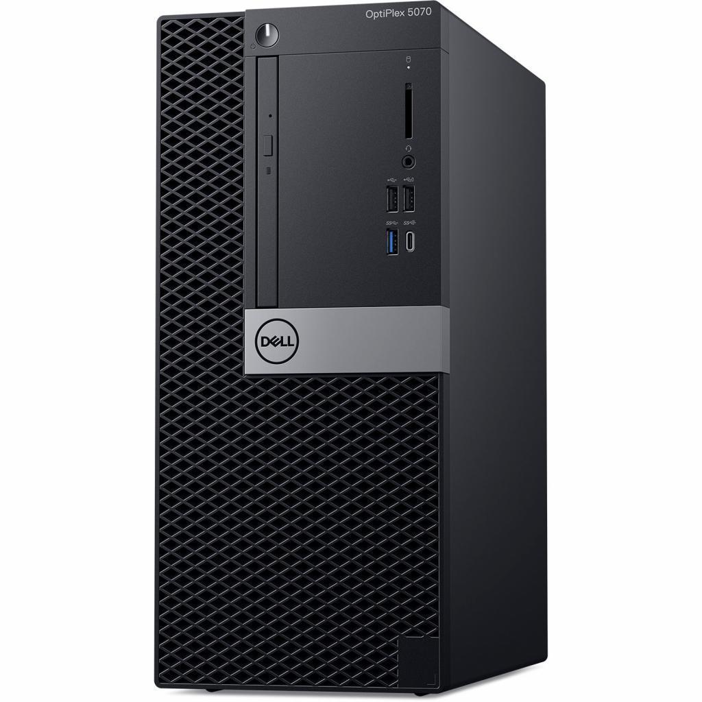 Компьютер Dell Optiplex 5070 MT / i5-9500 (N007O5070MT_P)