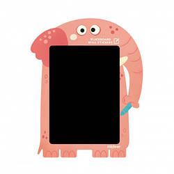 """Дошка для малювання крейдою """"Милий слоник"""" MiDeer Toys"""