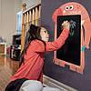 """Дошка для малювання крейдою """"Милий слоник"""" MiDeer Toys, фото 2"""