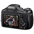 Цифровой фотоаппарат SONY Cyber-shot DSC-H300 (DSCH300.RU3), фото 5