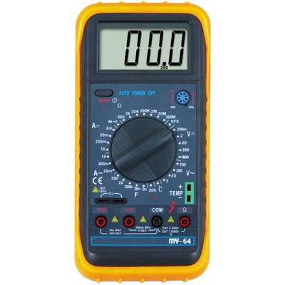 Мультиметр цифровой MY-64