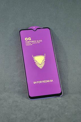 Защитное стекло Xiaomi Redmi 8A / Redmi 8 Golden Armor Big Curve Black(Олеофобное покрытие)(тех.пак), фото 2