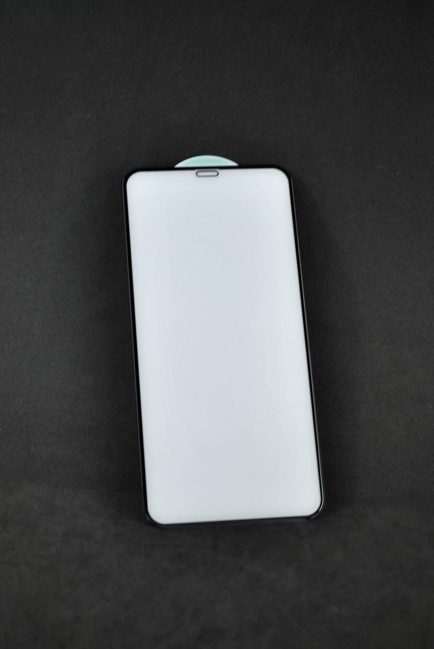 Защитное стекло iPhone XR/11 3D/6D Black (тех.пак.)