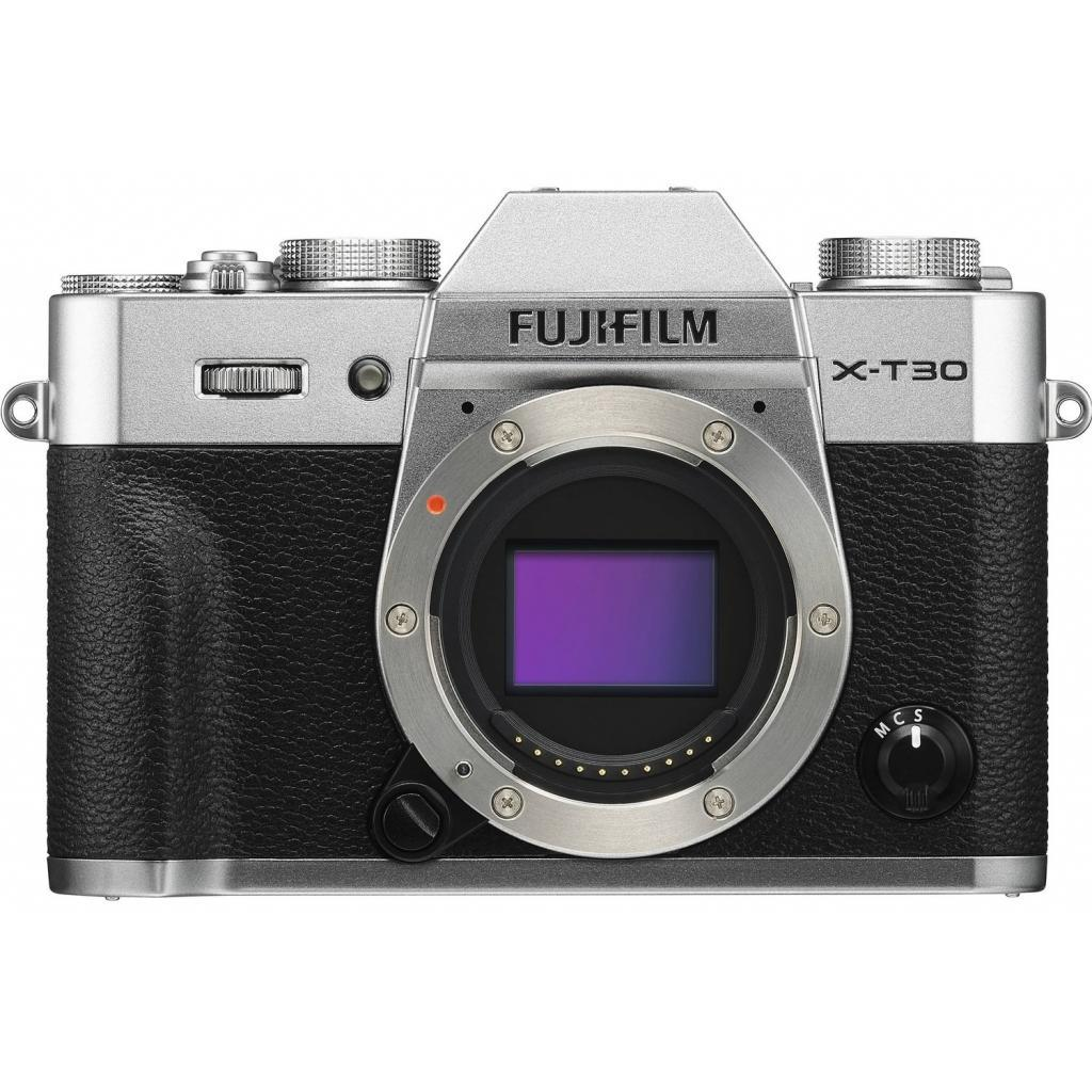 Цифровой фотоаппарат Fujifilm X-T30 body Silver (16620216)