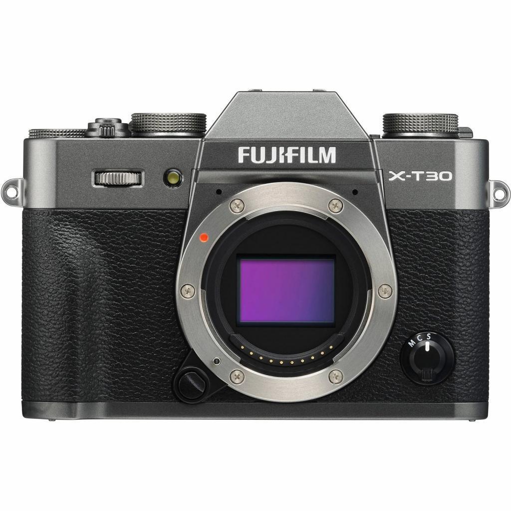 Цифровой фотоаппарат Fujifilm X-T30 body Charcoal Silver (16619700)