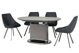 Стол обеденный раскладной МДФ TМM-56 Vetro Mebel™