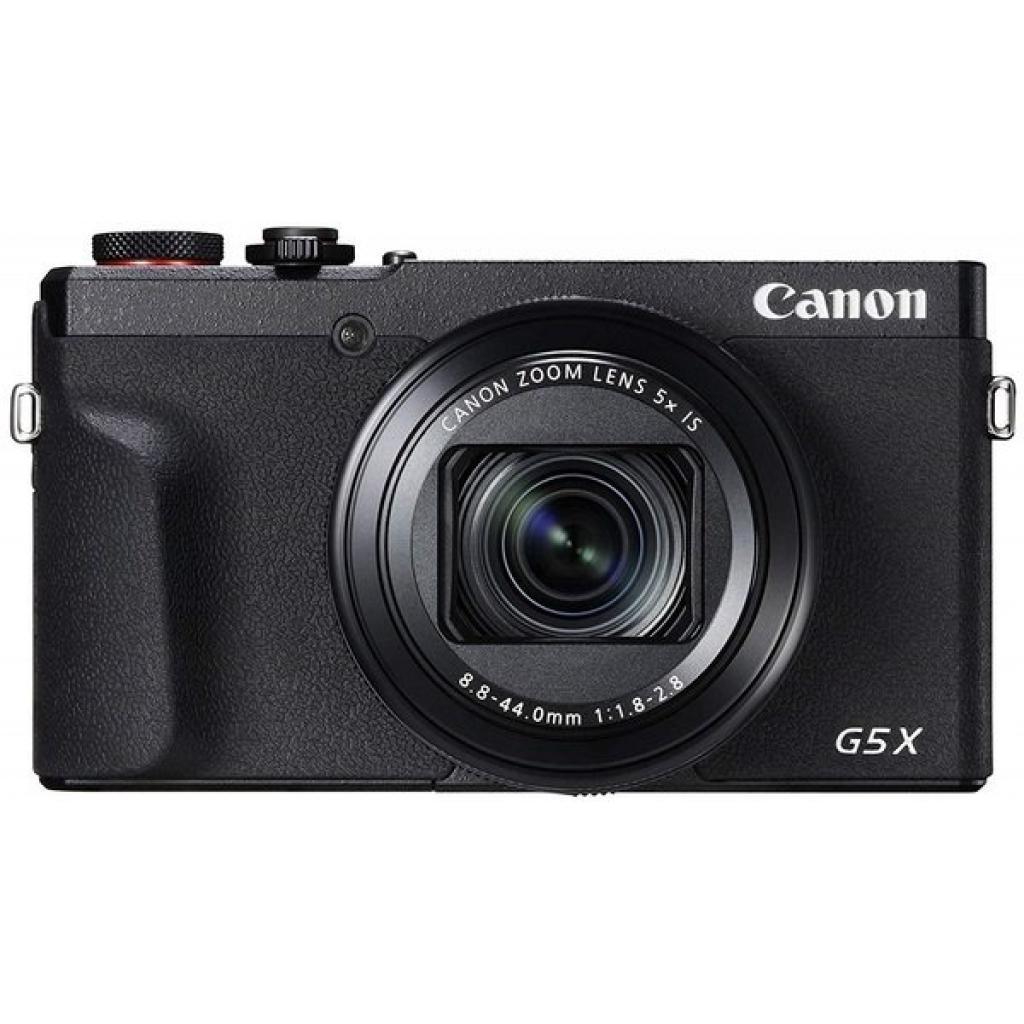 Цифровой фотоаппарат Canon Powershot G5 X Mark II Black (3070C013)
