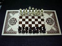 Нарды 2 в 1 Нарды деревянные Нарды и шахматы 2 в 1 Нарды 50х50см деревянные