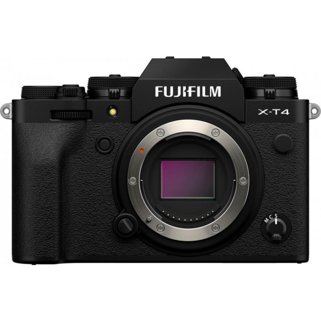 Цифровой фотоаппарат Fujifilm X-T4 Body Black (16650467)