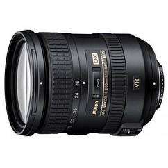 Объектив AF-S 18-200mm f/3.5-5.6G DX VR II Nikon (JAA813DA)